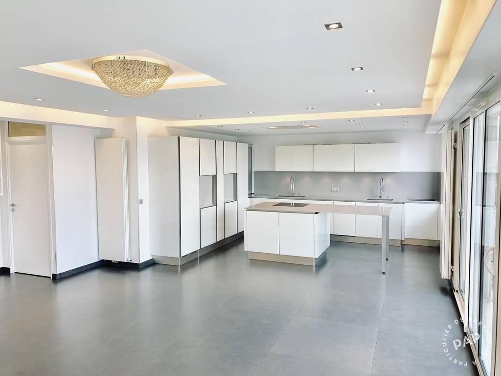 Vente Appartement Saint-Mande (94160) 115m² 1.290.000€