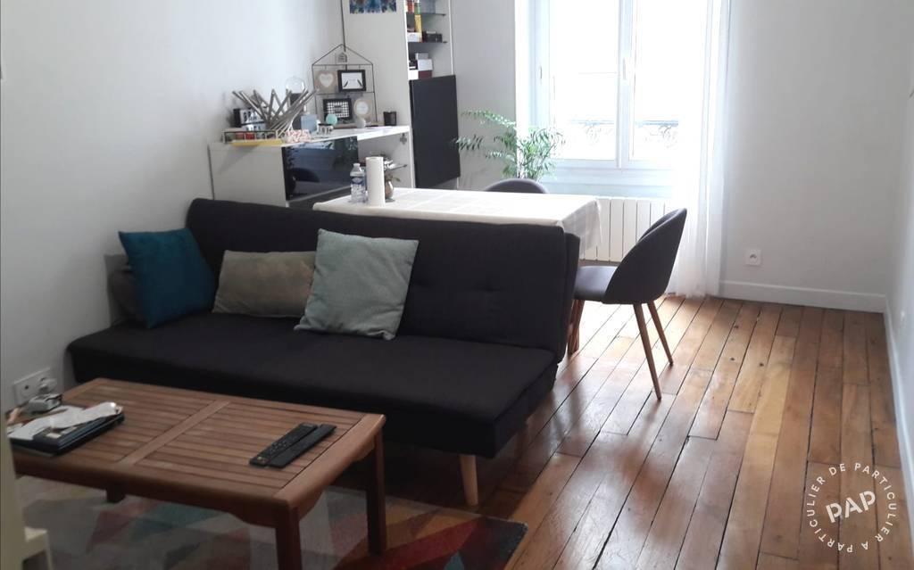 Location Appartement Paris 17E 33m² 1.300€
