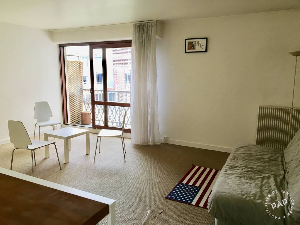 Vente appartement studio Paris 12e