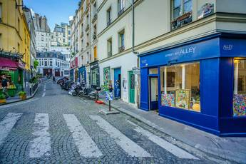 Location ou cession local commercial 30 m² Paris 18E - 2.500 €