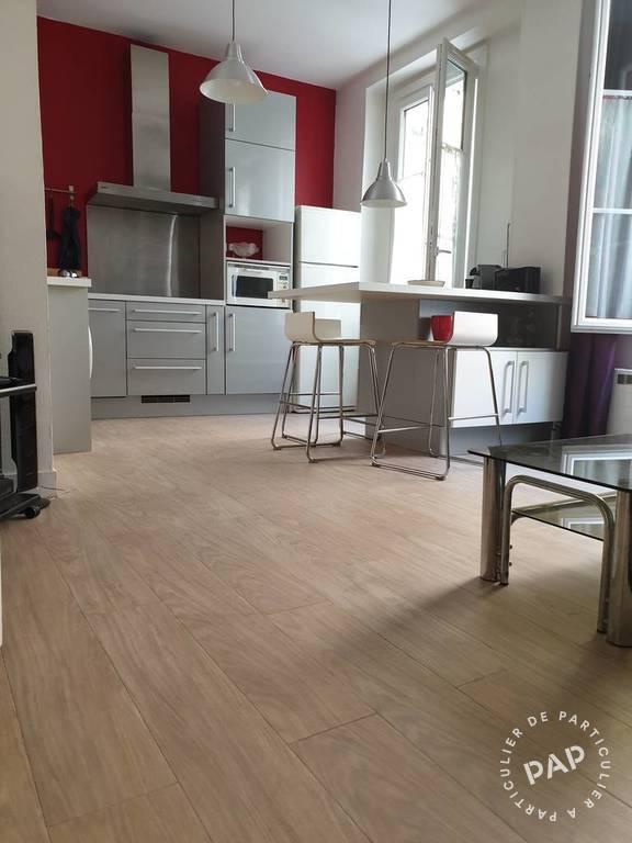 Vente Appartement Paris 17E 50m² 470.000€