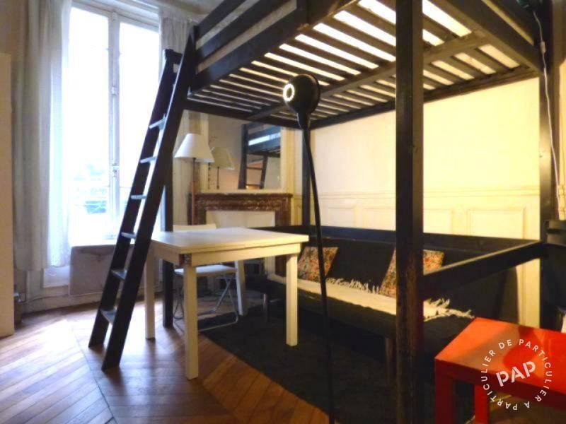 Location Appartement Paris 16E 21m² 1.030€