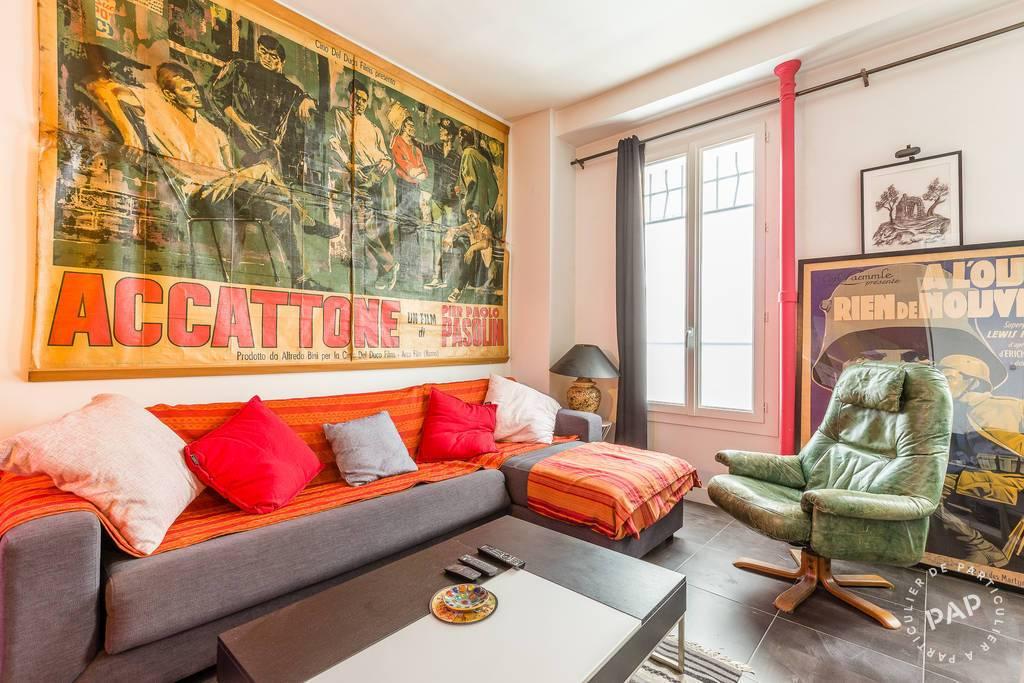 Vente Appartement Paris 18E 46m² 490.000€