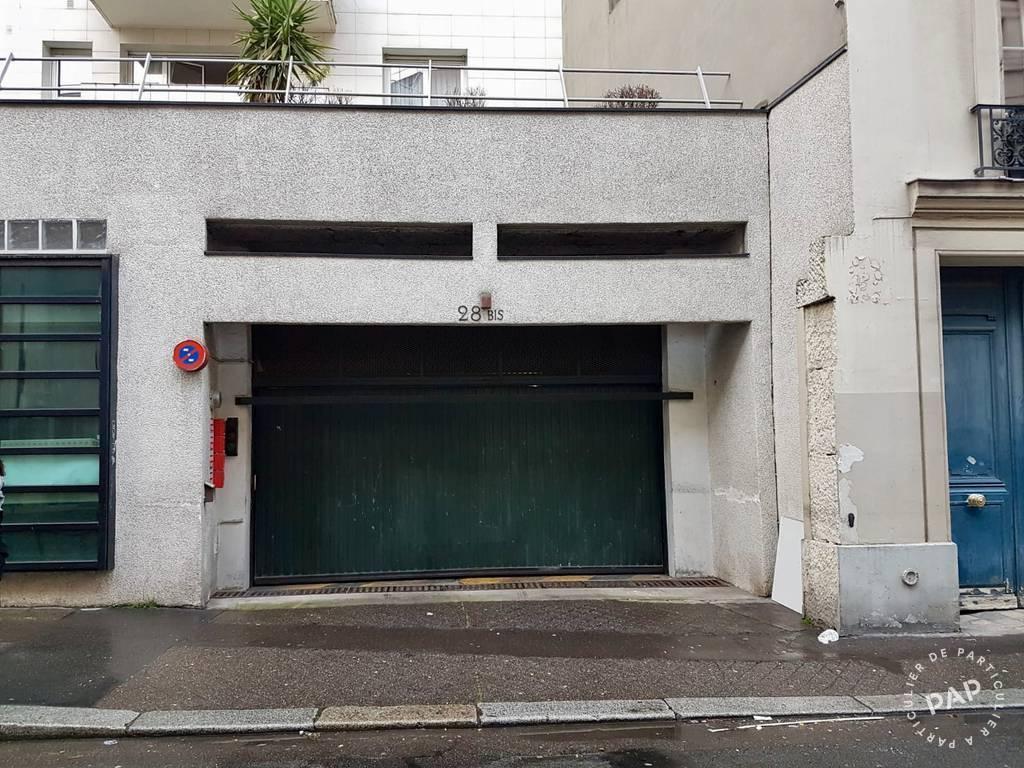 Location Garage, parking Paris 15E  100€