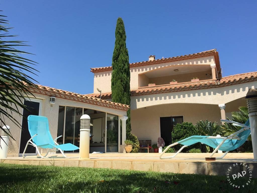 Vente Maison Villelongue-De-La-Salanque (66410) 148m² 440.000€