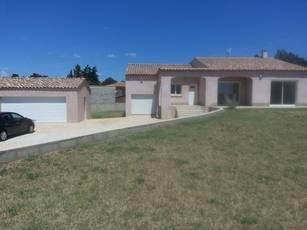 Location maison 135m² Serviers-Et-Labaume (30700) - 1.100€