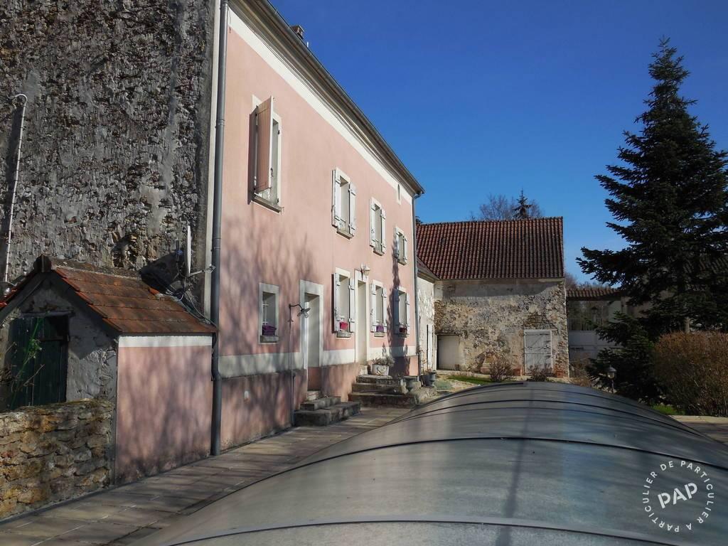 Vente Maison Saint-Cyr-Sur-Morin