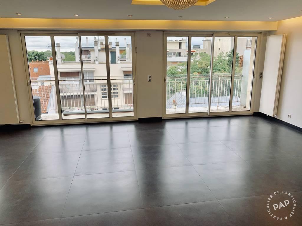 Vente Appartement Saint-Mande (94160)