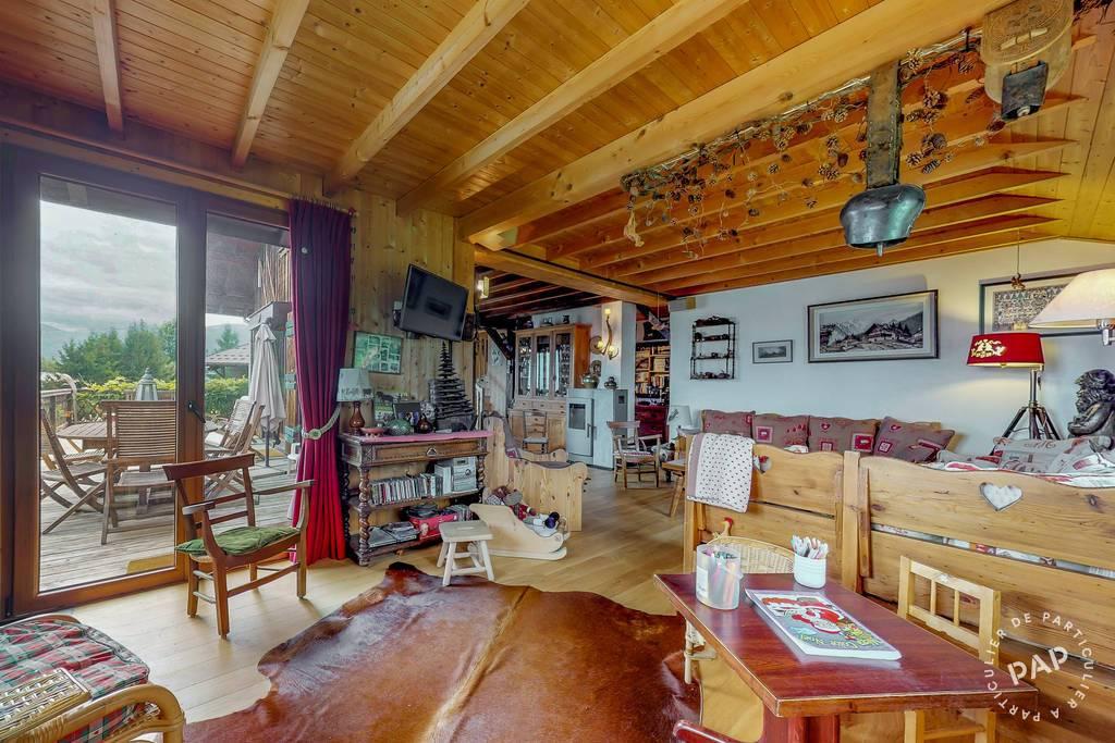 Vente immobilier 690.000€ Cordon (74700)