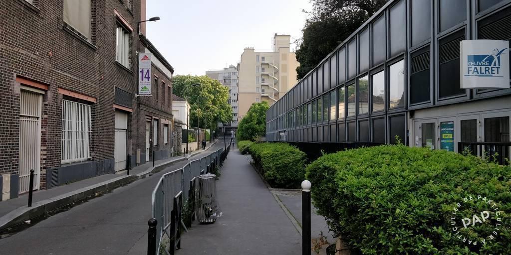 Location immobilier 80€ Paris 18E