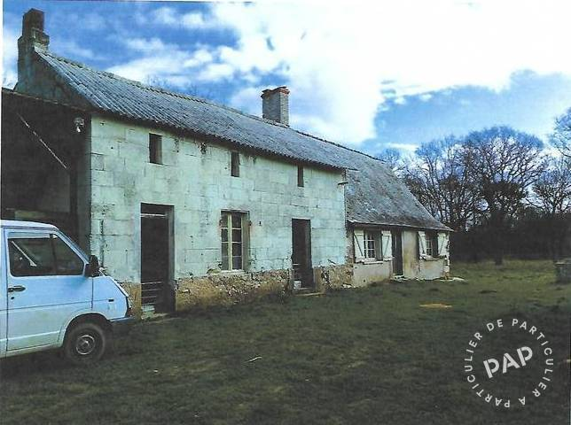 Vente immobilier 290.000€ Chenehutte-Treves-Cunault (49350)