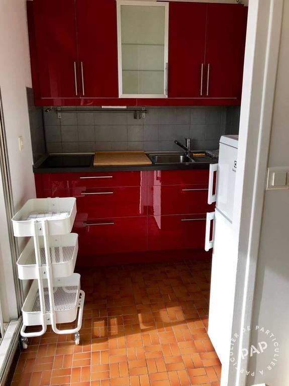 Appartement 890€ 24m² Maisons-Alfort (94700)