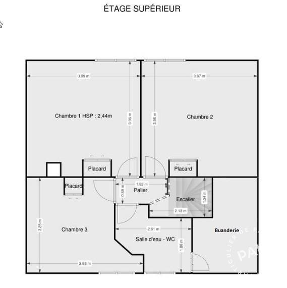 Vente Maison 185m²
