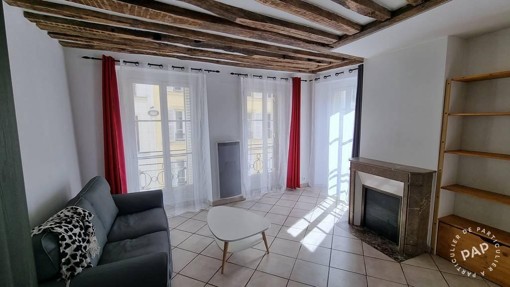 Location Appartement Paris 2E 37m² 1.490€