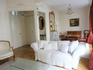Location meublée appartement 3pièces 70m² Paris 7E - 2.300€