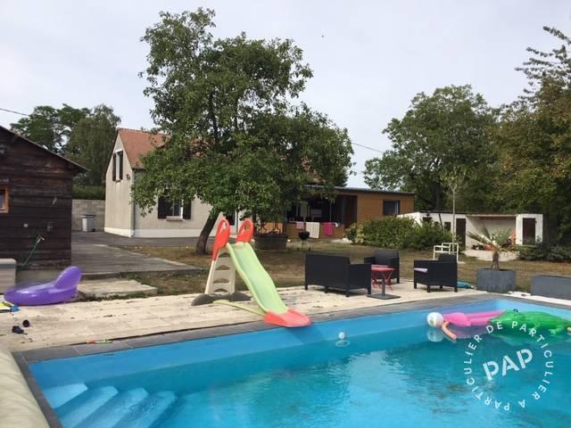 Vente Maison Nohant-En-Gout (18390) 132m² 175.000€