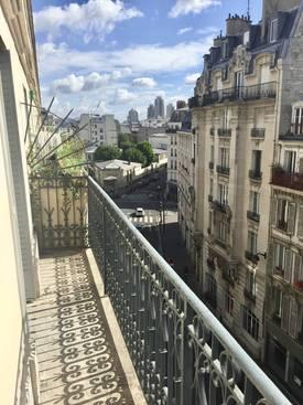 Location meublée appartement 3pièces 46m² Paris 10E - 1.650€
