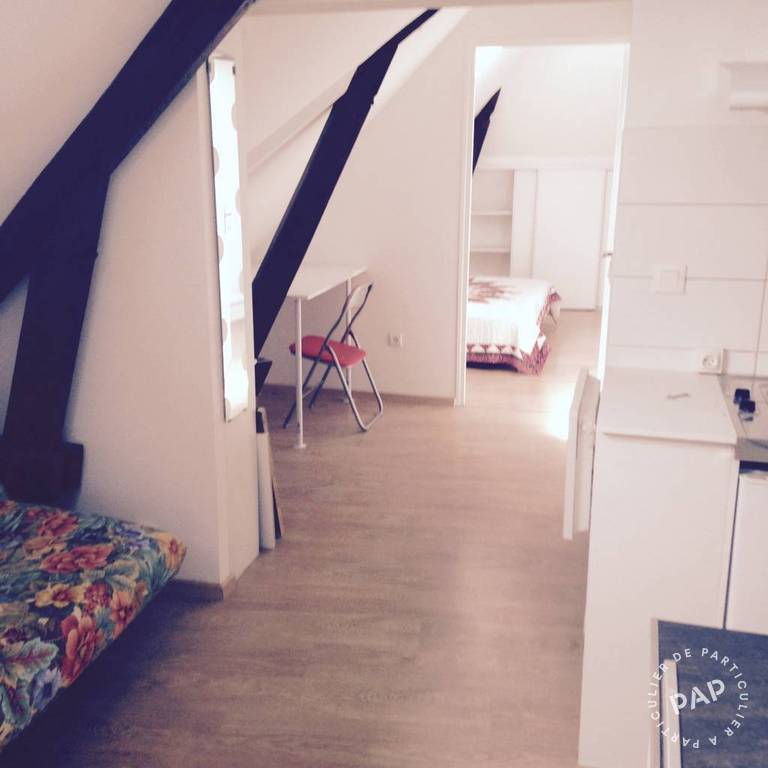 Location Appartement Amiens (80) 32m² 750€