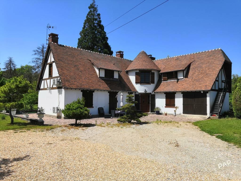 Vente Maison Sainte-Gemme-Moronval (28500) 225m² 535.000€