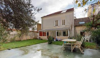 Location maison 165m² Aubervilliers (93300) - 3.930€