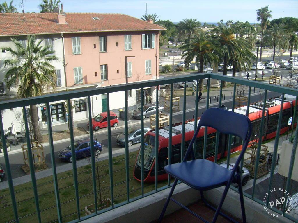 Location Appartement Nice (06) 42m² 840€