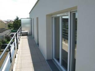 Location appartement 3pièces 62m² Pontault-Combault (77340) - 1.080€
