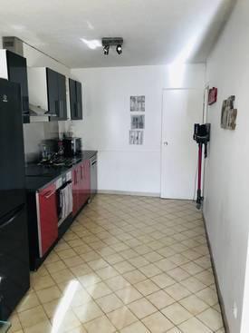 Location meublée appartement 3pièces 85m² Marseille 13E - 800€