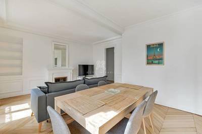 Location meublée appartement 3pièces 56m² Paris 5E - 2.900€
