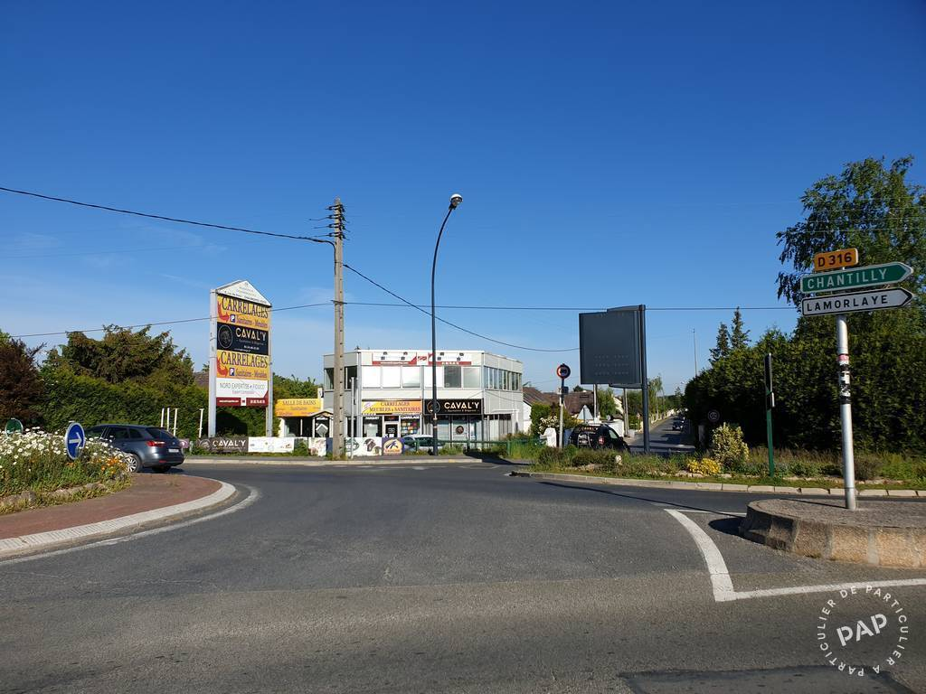 Location Local commercial Chaumontel (95270) 163m² 2.380€