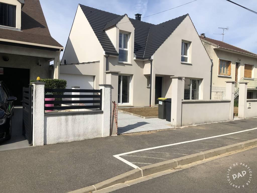 Vente Maison Pontault-Combault (77340) 123m² 480.000€