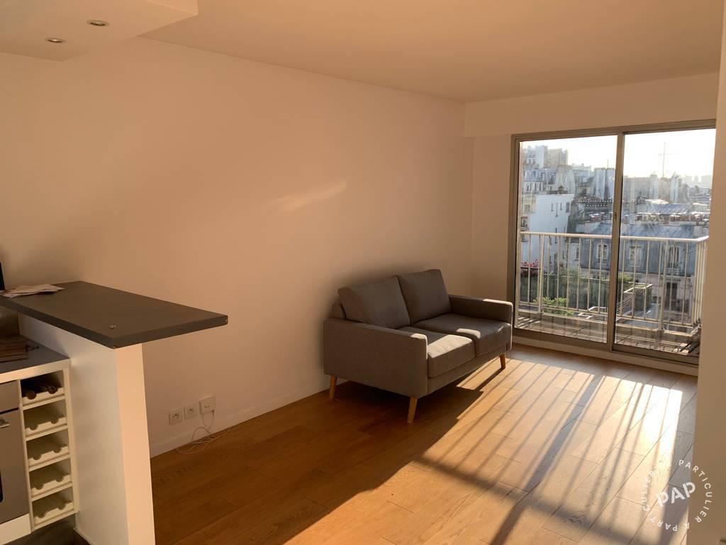 Location Appartement Paris 18E 40m² 1.500€