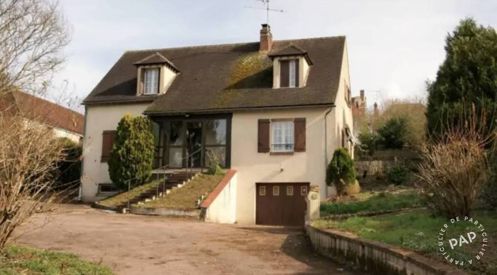 Vente Maison Villevallier (89330) 126m² 165.000€