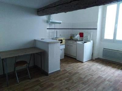 Location appartement 3pièces 45m² Beziers (34500) - 390€