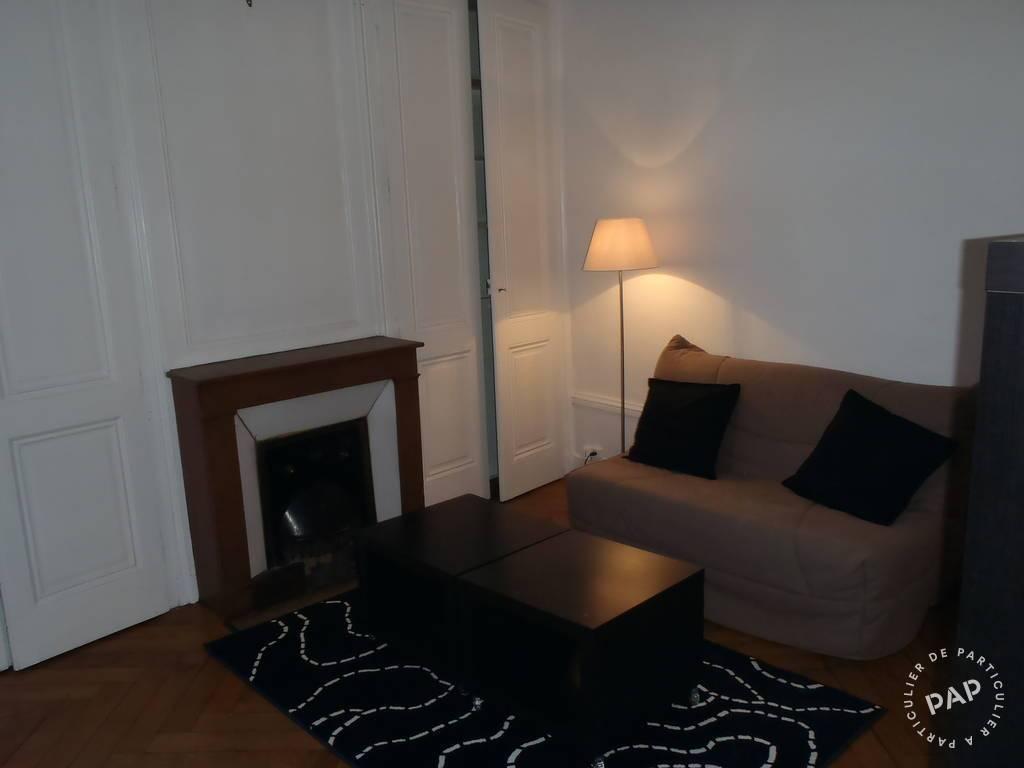 Location appartement 2 pièces Lyon 6e