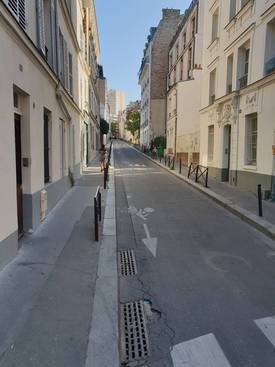 Location garage, parking Paris 20E - 120€