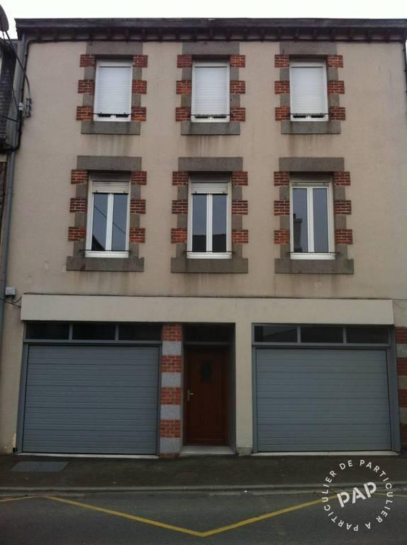 Vente Maison Saint-Brieuc (22000) 144m² 220.000€