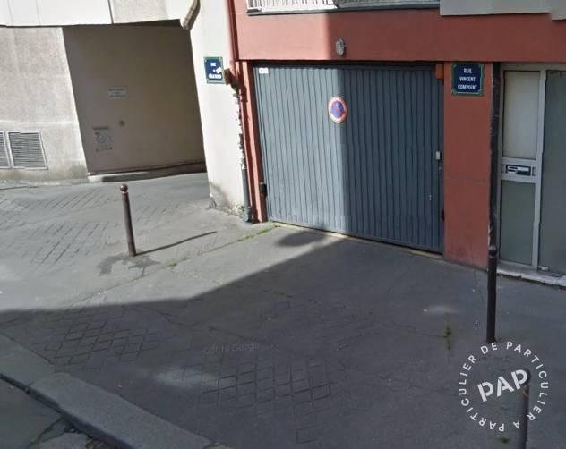 Location Garage, parking Paris 18E  65€