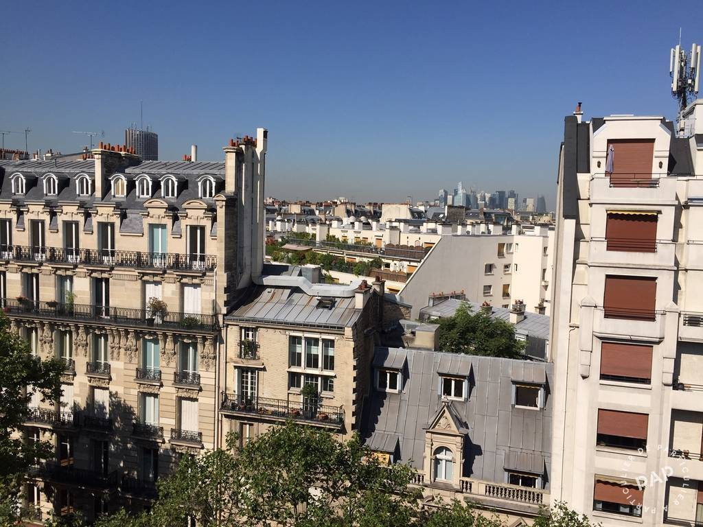 Location Appartement Paris 17E 11m² 690€