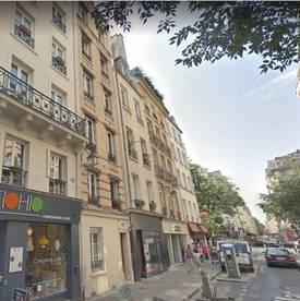 Vente appartement 2pièces 60m² Paris 3E - 900.000€