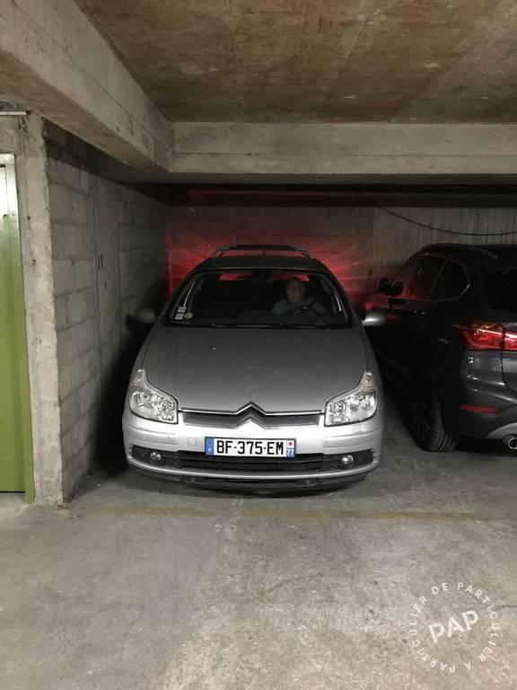 Location Garage, parking Paris 6E  160€