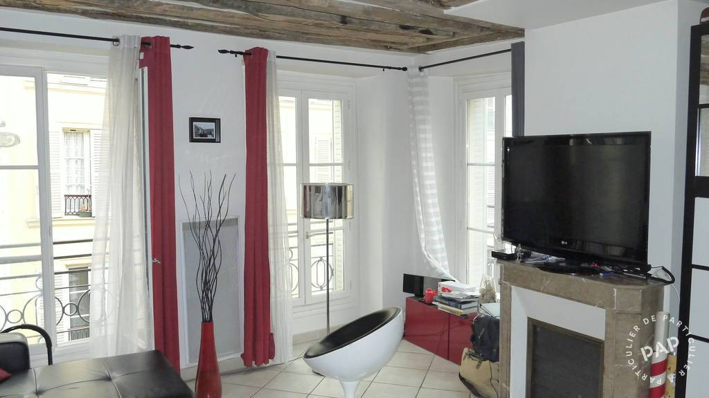 Location Appartement Paris 2E