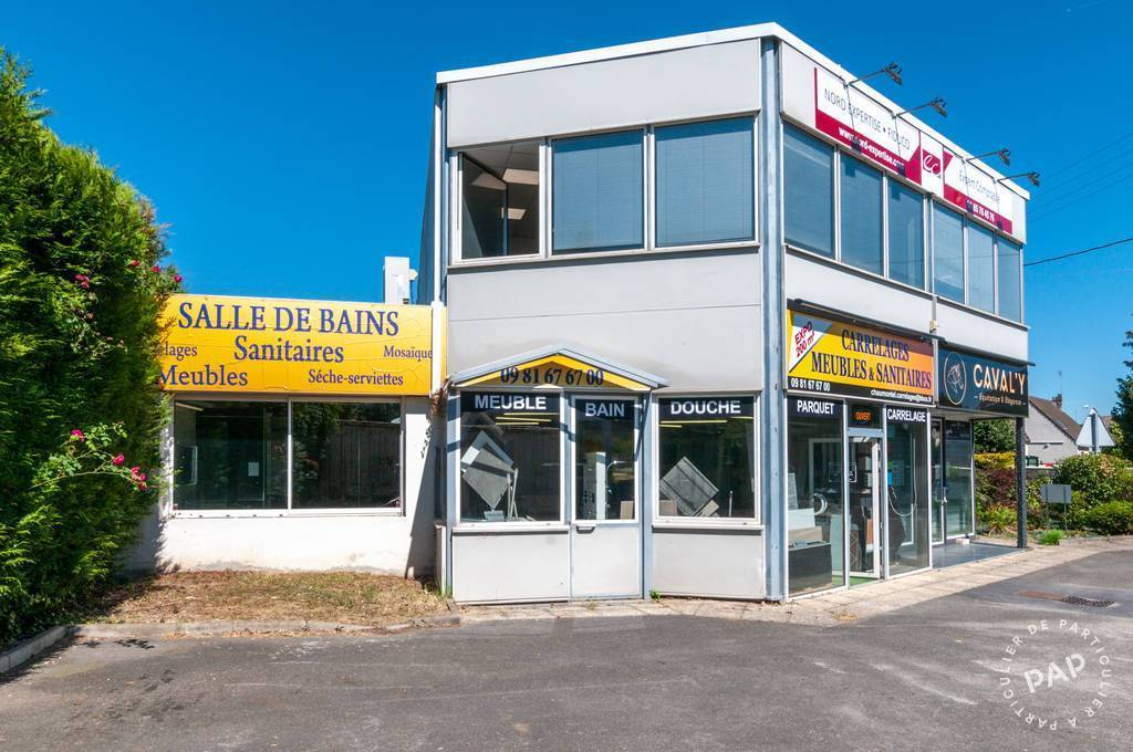 Location Local commercial Chaumontel (95270)