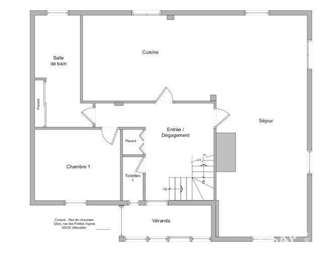 Vente Maison Villevallier (89330)