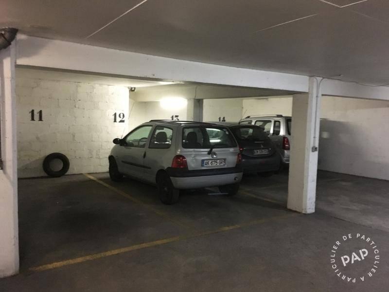 Location Garage, parking Paris 18E