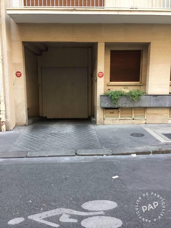 Location Garage, parking Paris 6E
