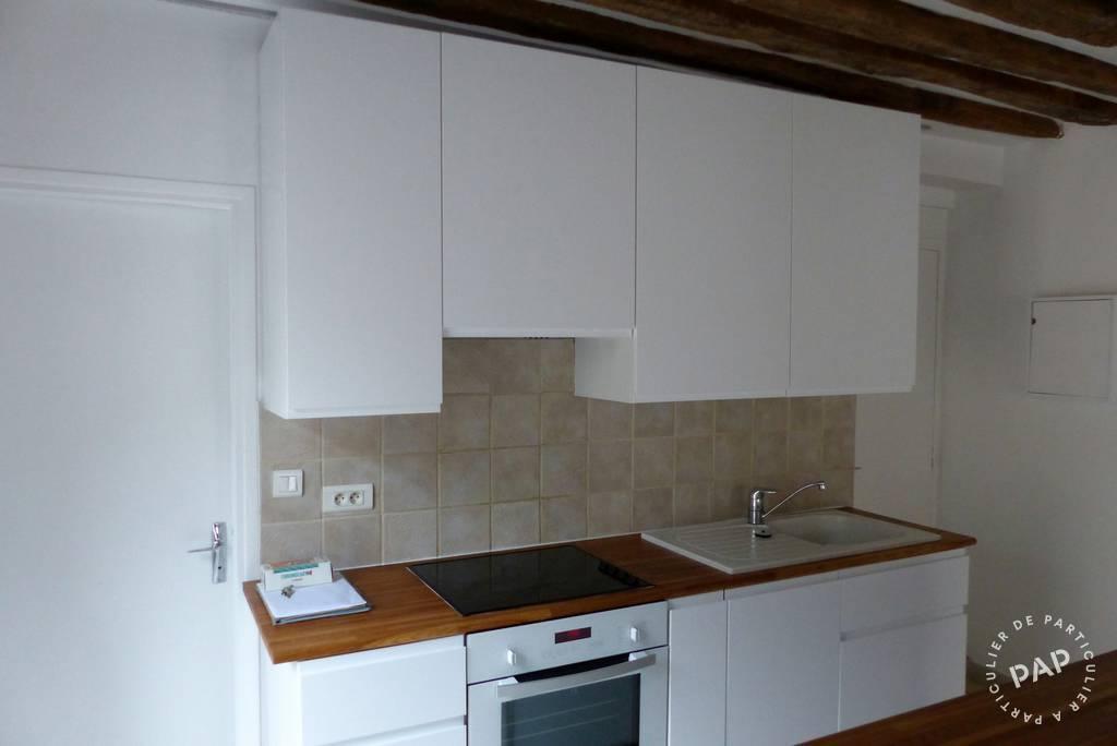 Location immobilier 1.490€ Paris 2E