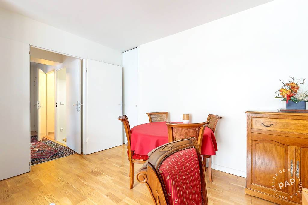 Vente immobilier 485.000 € Paris 19E