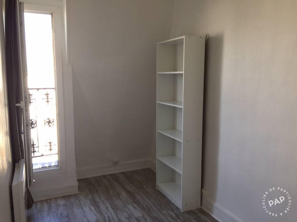 Location immobilier 690€ Paris 17E