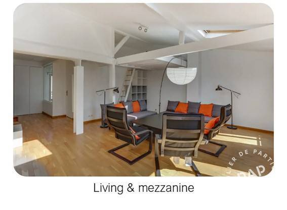 Vente immobilier 1.045.000€ Paris 10E