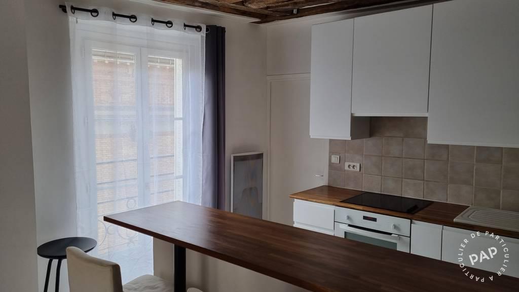 Appartement Paris 2E 1.490€